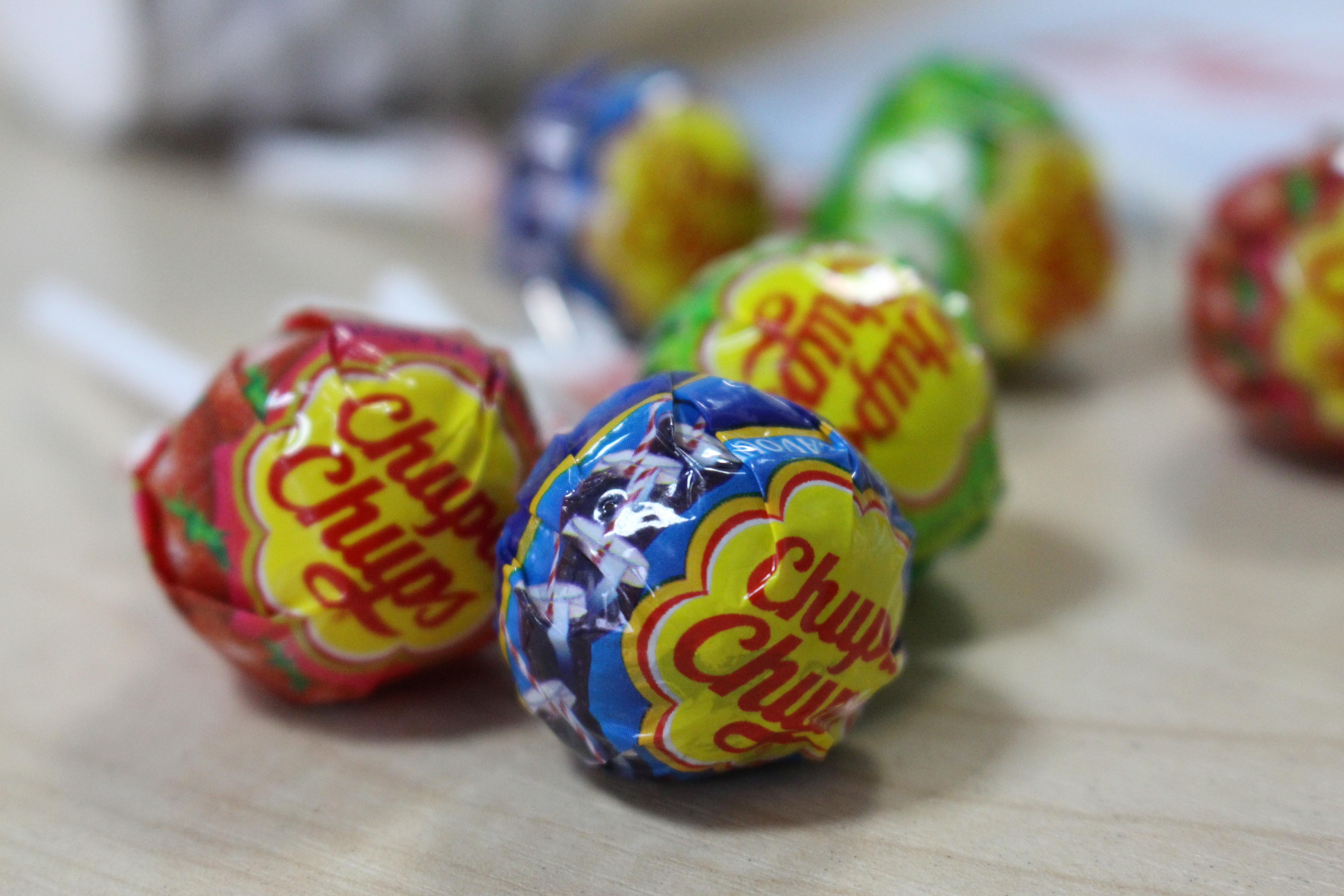 ch Букет из конфет чупа - чупс своими руками