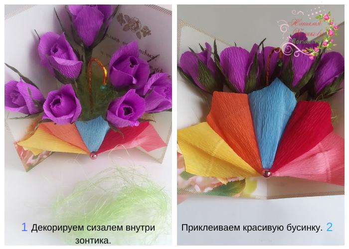 Как сделать открытки на день матери